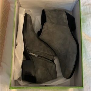 Sam Edelman Women's Petty Boot Slate Grey
